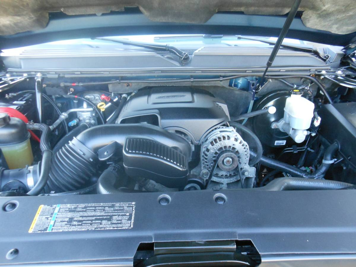 08 Chevrolet Tahoe engine