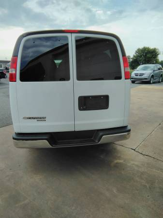 15 Chevy Express 2 back