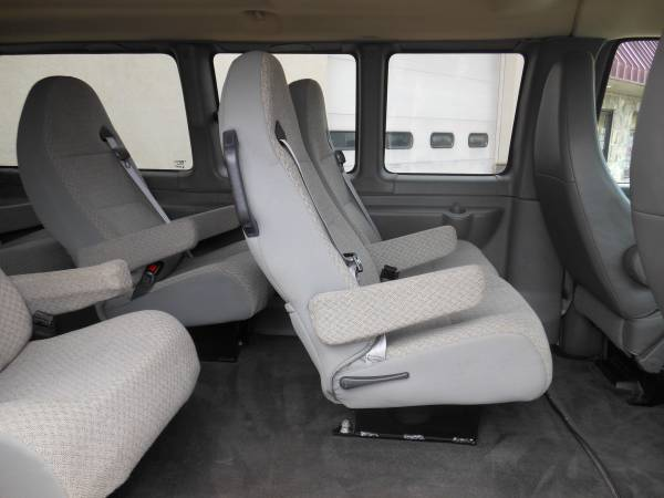 2015 Chevy Express Rear middle out