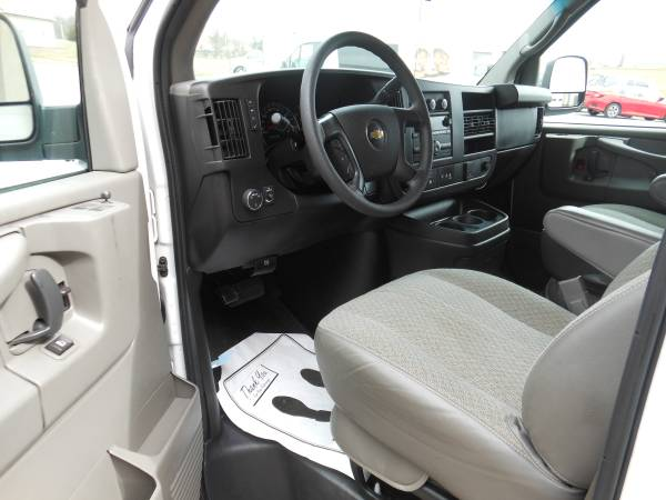 2015 Chevy Express driver
