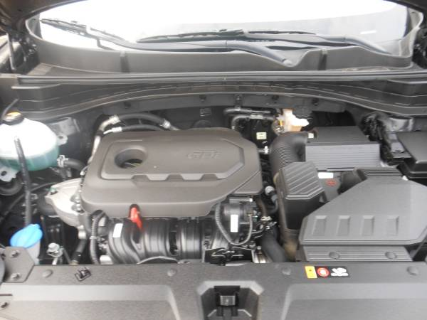 2018 Kia Sportage engine