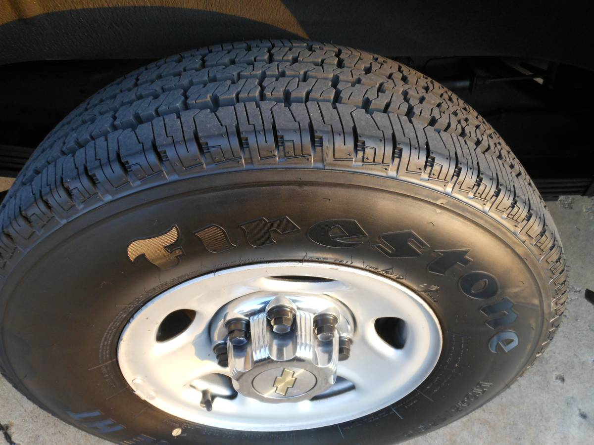 Chevy Express 2011 Wheel