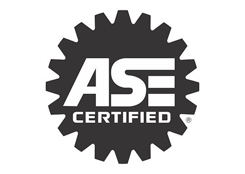 ASE Certified vector logo copy